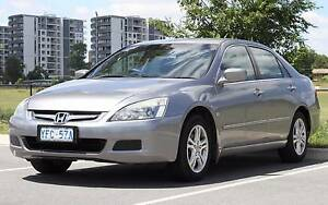 2006 Honda Accord Sedan Fraser Belconnen Area Preview