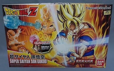 Figure-rise Standard Dragon Ball Super Saiyan Son Goku Bandai NEW ***