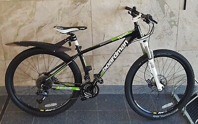 "(SO4) Boardman MTB TEAM Hardtail 650B 2014 16"" Junior Bike"