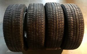HIVER 215 60 16 Michelin X-Ice 9/32