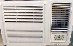 Kelvinator wall / window air conditioner 3.9kw cool/heat!!!