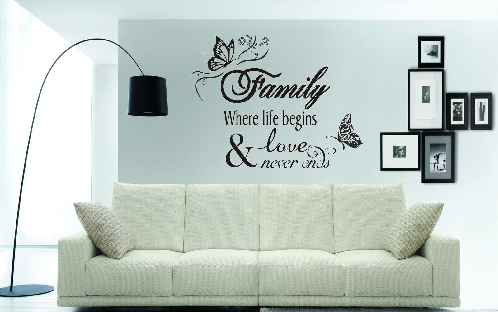 Design Your Own Wall Quote Personalise Create Your Vinyl Wall