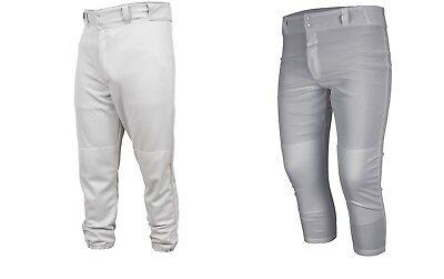 Mlb Baseball Pants - NEW Majestic MLB Adult Men's Pro Style Baseball Pants Cuffed Various Colors 8574