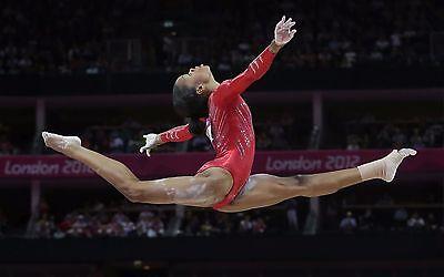 Gabby Douglas Poster Olympics H  Multiple Sizes