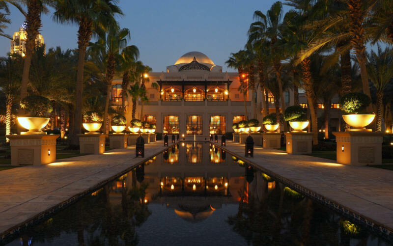 Traumhafter Luxus in Dubai (Steffen Ramsaier (CC BY-NC-ND 2.0))
