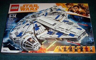 Lego Star Wars Kessel Run Millennium Falcon 75212 NEW Han Solo Movie Qi'ra
