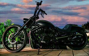 Harley Davidson nightrod night rod 2016