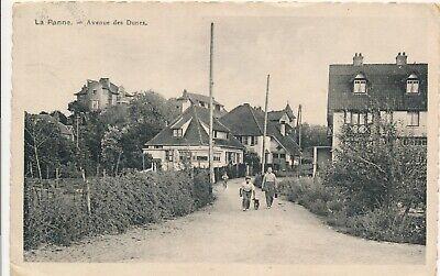 CPA - Belgique - De Panne - La Panne - Avenue des Dunes