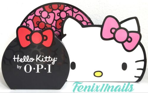 2016 Opi Ddh09 Hello Kitty Counter Display Only Edition A...