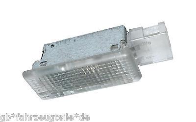 Unten Innen 9 Licht (Original VW Audi Seat Skoda Innenraumleuchte Innenleuchte Kofferraum  6L0947565)