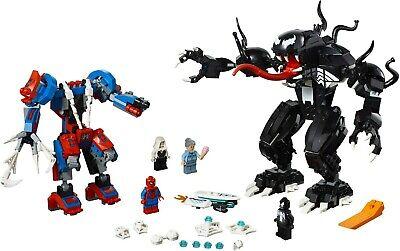 Lego 76115 Spider Mech vs. Venom NO MINIFIGURES OR BOX