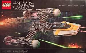 LEGO STAR WARS 75181 UCS Y-Wing Starfighter. Unopened!