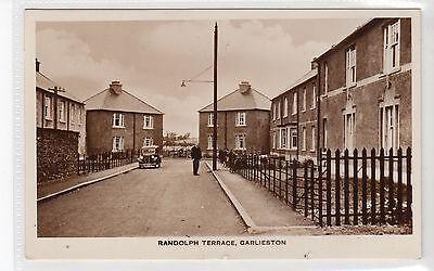 RANDOLPH TERRACE, GARLIESTON: Wigtownshire postcard (C27249)