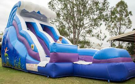 Giant waterslide $350 full day hire