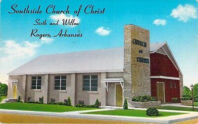 Southside Church of Christ, Rogers, Ark.