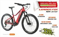 "27,5"" Leader Fox ""KENT"" Red Tiger # e-Bike # e-MTB Sachsen-Anhalt - Sangerhausen Vorschau"