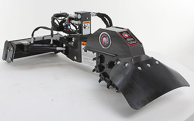 Mini Skid Steer Stump Grinder Industrial Series