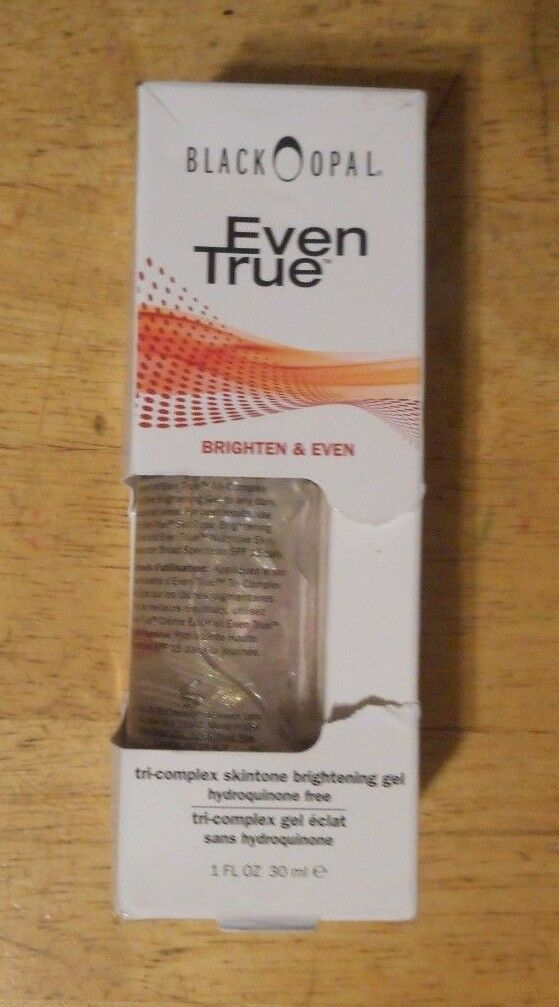 1oz BLACK OPAL EVEN TRUE SKINTONE BRIGHTENING GEL hydroquino