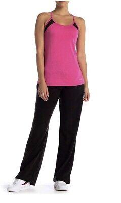 """Women Premium Cotton Straight Leg Gym Yoga Pants 36"""" Long Inseam XS-5X USA"""