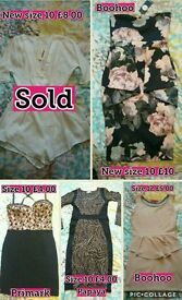 Ladies, girls clothes size 10 & 12