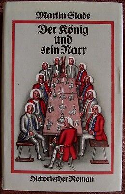 Der König und sein Narr von Martin Stade, 1976