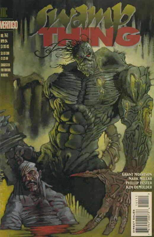 Swamp Thing (2nd Series) #141 VF/NM; DC | save on shipping - details inside
