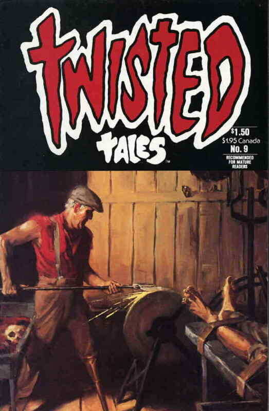Twisted Tales #9 FN; Pacific | save on shipping - details inside