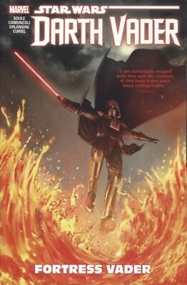 - STAR WARS DARTH VADER DARK LORD SITH TPB VOL 4 FORTRESS VADER #19-25 NEW/UNREAD