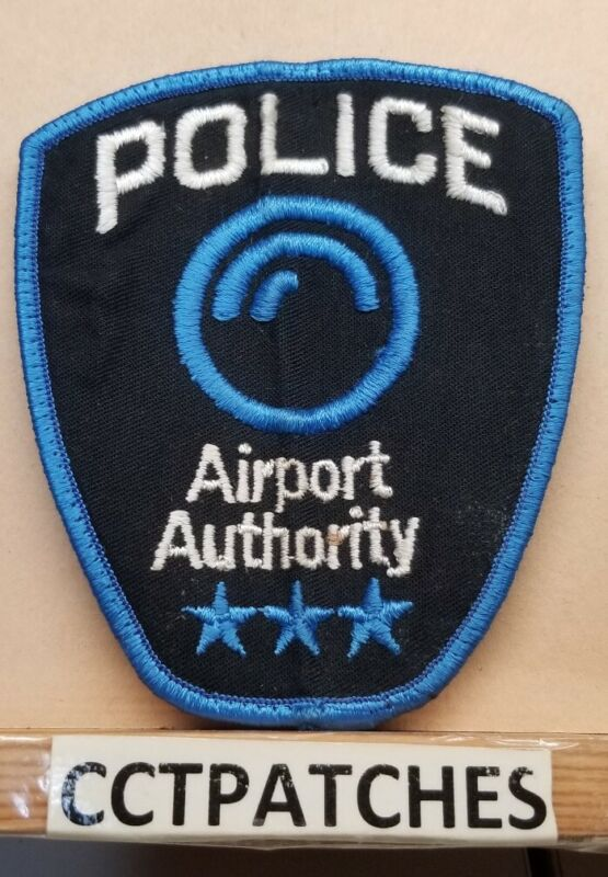 RENO, NEVADA AIRPORT AUTHORITY POLICE SHOULDER PATCH NV