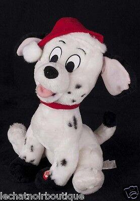 Disney 101 102 Dalmatians Animated Tuneful Christmas Dog Plush Jingle SEE VIDEO