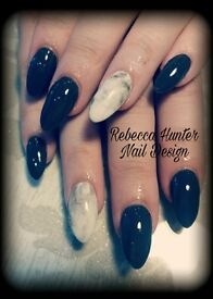 acrylic nails fully qualified