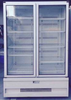 Two Door Orford BM30 Display Fridge Capalaba Brisbane South East Preview
