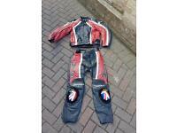 Joe Rocket motorcycle leathers