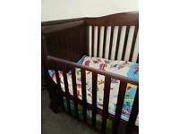 Sleigh Cot Bed for sale