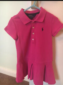 Girls Ralph Lauren dress size 3. Designer dress
