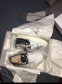 Giuseppe Zanotti Sneaker - Size 8