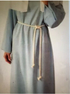 Adult Biblical Religious Nativity Mary NATIVITY- 1 Pc-Costume – Size 8-10 NIP](Mary Nativity Costume)