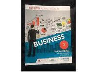 Business book Edexcel