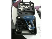 Macalister 2000 w heat gun kit