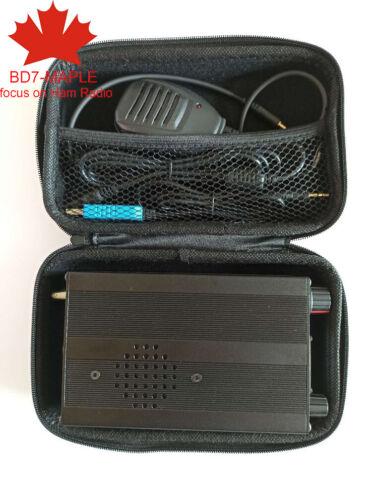 XIEGU G1M SDR HF Transceiver + portable bag/ Ham QRP Amateur Radio SSB/CW/AM