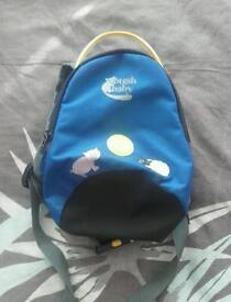 Harness backpack