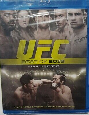 Ufc: Best Of 2013 [Blu-ray], Brand New and
