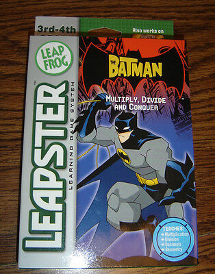 Leapster Batman – Brand