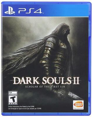 Dark Souls II: Scholar of the First Sin  PS4 (Sony PlayStation 4) - Brand New comprar usado  Enviando para Brazil