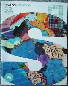 UNUSED Pearson Science 8 (2nd edn)