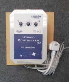 Used SMSCOM SMS 16-Amp Hybrid Pro Speed Temp Controller 16a For Box ISOMAX Fan