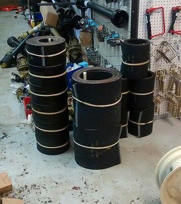 Allis Chalmers Roto Baler Belt Complete Set Upper And Lower.