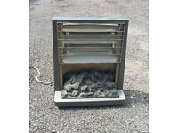 Retro Electric Fire Heater, Belling & Co Ltd