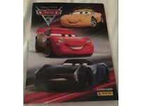 Cars 3 panini stickers to swap