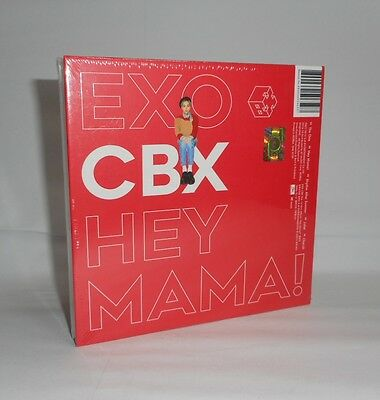 EXO CBX 1st Mini Album Hey Mama! Xiumin Ver. CD + Photobook + Photocard Sealed